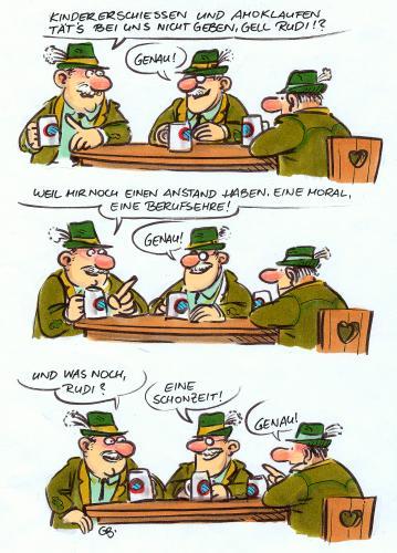 Jagd cartoon jagd cartoons jagd bild jagd bilder jagd karikatur jagd