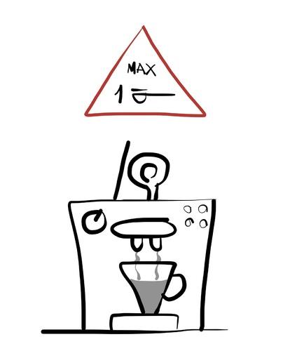 kaffee machen by ajapix media culture cartoon toonpool. Black Bedroom Furniture Sets. Home Design Ideas
