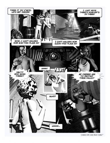 Cartoon: TMFV Page 10 (medium) by rblue tagged scifi,humor,comics