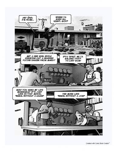 Cartoon: TMFV Page 21 (medium) by rblue tagged scifi,comics,humor