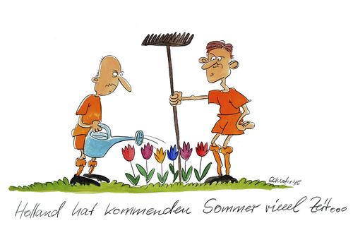 fußball em holland