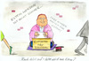Cartoon: Was wird aus Elton? (small) by Mario Schuster tagged elton,stefan,raab,karikatur,cartoon,mario,schuster