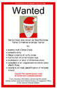 Cartoon: identity theft (small) by thalasso tagged santa,claus,nicholas,weihnachtsmann,father,christmas,holy