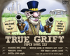 Cartoon: True Grift (small) by karlwimer tagged business,sports,football,usa,dallas,superbowl,super,bowl,true,grit,grift,cowboy,tickets