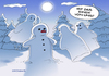 Cartoon: Schnee-Gespenster (small) by droigks tagged schneemann,gespenst,gespenster,winter,schnee,winterwald,geister,geisterstunde,droigk,droigks