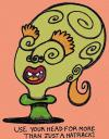 Cartoon: Earf Squiggle 3 (small) by Tzod Earf tagged cartoon,mr,squiggle