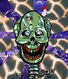 Cartoon: Psypheranalypsis (small) by Tzod Earf tagged skull,collage,la,fave,princeton,high,graduation,teena,marie,keshawn,johnson,caricature,random,guy