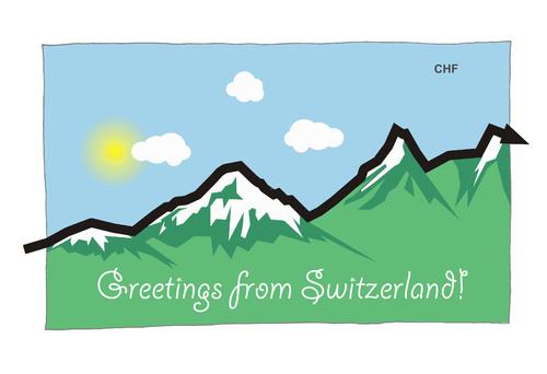 Greetings from switzerland by ballner politics cartoon toonpool cartoon greetings from switzerland medium by ballner tagged chf m4hsunfo
