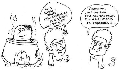 Gespritztes Essen By Xombielarry Education Tech Cartoon Toonpool