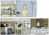 Cartoon: london (small) by marco petrella tagged marcopetrella,writers,comix