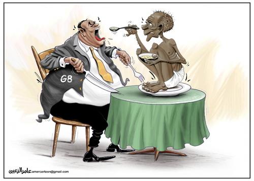 rich vs poor cartoons - photo #3
