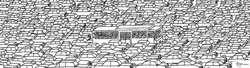 Cartoon: transport (medium) by TTT tagged tang,transport