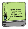 Cartoon: career-limiting reconsideration (small) by ericHews tagged career,oops,bad,decision,reconsider