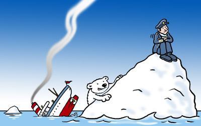 Iceberg By Ellis Nadler Media Amp Culture Cartoon Toonpool