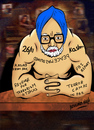 Cartoon: caricature (small) by parmindersingh tagged ghajini