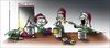 Cartoon: Leaded Elves (small) by toonerman tagged christmas,elves,toys,shop,work,build,paint,lead,tinker,santa,holiday,poison,humor,funny,painting