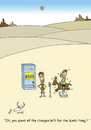 Cartoon: Desert (small) by joruju piroshiki tagged desert,drink,vending,machine,coin,change