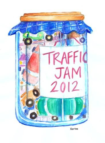 004 Jars, Strawberries and Jam jar on Pinterest
