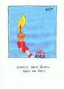 Cartoon: Olympic Health and Safety (small) by Kerina Strevens tagged olympics,sport,flame,health,safety,england,fire,icon