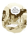 Cartoon: Kunstvolles Nasenbluten (small) by Weyershausen tagged kunst,nasenbluten,stil