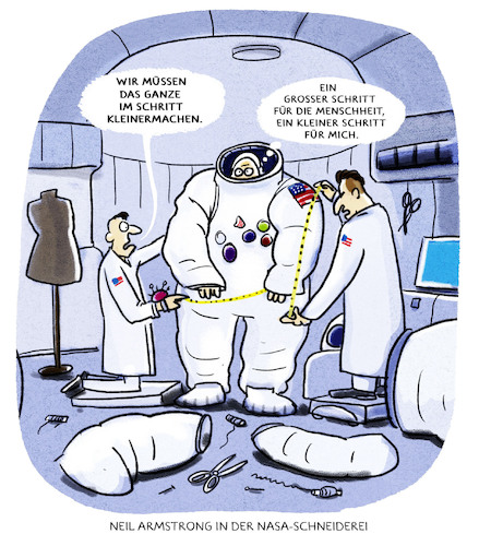 Cartoon: Mondlandung (medium) by markus-grolik tagged mondfahrt,mond,mondlandung,neil,armstrong,nasa,weltraum,mythos,usa,us,mondfahrt,mond,mondlandung,neil,armstrong,nasa,weltraum,mythos,usa,us