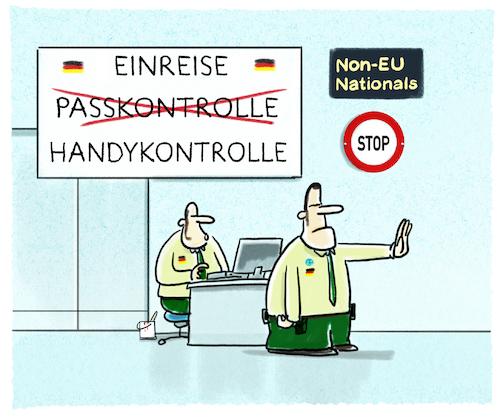 Handy Pass