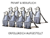 Cartoon: Karriereziel (small) by markus-grolik tagged arbeitswelt,karriere,job,geld,beruf,berufung,floskel,cartoon,worthülse,jopsprechgrolik