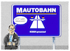 Cartoon: Dobrindt (small) by markus-grolik tagged dobrindt,maut,eugh,autobahn,auto