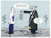 Cartoon: EuGH-Urteil (small) by markus-grolik tagged eugh,urteil,brüssel,loeschen,hass,hetze,hassmails,facebook,hater,hate,mark,zuckerberg,social,media,europa,internet