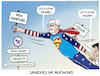 Cartoon: Kandidatensuche... (small) by markus-grolik tagged demokraten,us,super,tuesday,vorwahlen,iowa,new,hampshire,usa,buttigieg,bernie,sanders