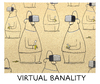 Cartoon: Watch out... (small) by markus-grolik tagged virtual,reality,vr,oculus,rift,smartphone,handy,samsung,googledaten,konzerne,konzern,realitätsverlust,grolik,apple,digitalisierung,digital