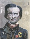 Cartoon: Poe (small) by greg hergert tagged halloween,poe,edgar,allan,biker,badass