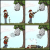 Cartoon: Paparazzi (small) by Mandor tagged paparazzi