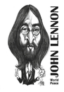 Cartoon: John Lennon (small) by Szena tagged beatles,lennon