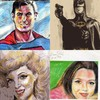 Cartoon: SUPERHEROES Y DIVAS (small) by Alfonso tagged superheroes,divas