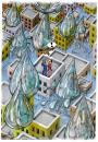 Cartoon: H2O TRILOGY_Home_when.2 (small) by LuciD tagged lucido