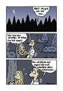 Cartoon: A Walk In The Wald (small) by Marcus Trepesch tagged forest,sex,disgusting,cartoon,funny,funnies