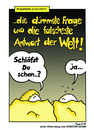 Cartoon: Ja! (small) by Marcus Trepesch tagged life,couples,living