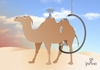 Cartoon: Camel (small) by Tonho tagged recycle,camel,water