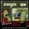 Cartoon: Entstehung des Arsen Bakteriums (small) by Anjo tagged arsen,bakterien,nasa