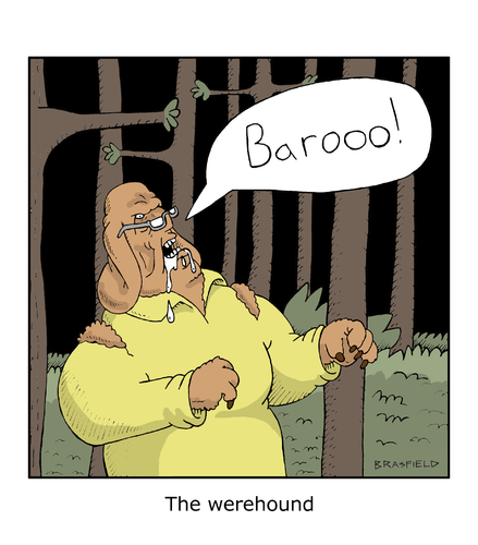Werecanine By Creative Jones Media Culture Cartoon Toonpool
