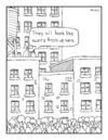 Cartoon: Aunts (small) by creative jones tagged aunts,roof,ants