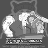 Cartoon: Return of the Donald (small) by creative jones tagged parody,return,of,the,jedi,donald,political,humor,cartoon