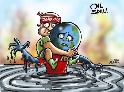 world oil crisis
