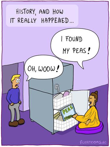 BUDDHAs Fridge By fcartoons | Religion Cartoon | TOONPOOL