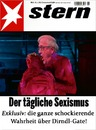 Cartoon: Alternatives Stern Cover (small) by Rob tagged star,magazine,politician,sexism,from,beyond,cover,stern,brüderle,magazin,titel,sexismus,macho,politiker,fdp