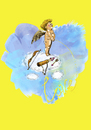 Cartoon: Love (small) by amorroz tagged love,sex,cupid,valentin