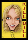 Cartoon: Movie Caricatures (small) by brendanw tagged brendanwilliams,killbill,kill,bill,uma,thurman,al,pacino,scarface,scarfaceposter,scarefaceprint,sayhellotomylittlefriend,caricature,sheffieldcaricature,sheffieldcaricaturist