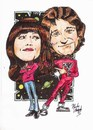 Cartoon: mork and Mindy (small) by Marty Street tagged mindy,robin,williams