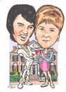 Cartoon: Private Commission (small) by Marty Street tagged elvis